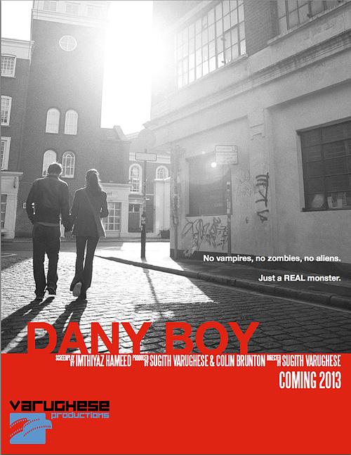 Dany Boy poster