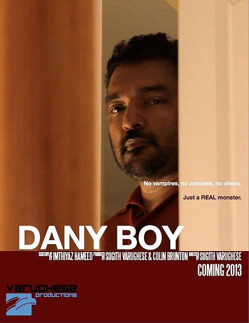 Mission 2 Dany Boy poster