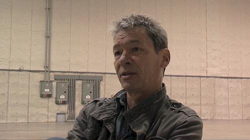 Producer, Colin Brunton