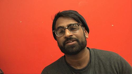 Writer, Imthiyaz Hameed