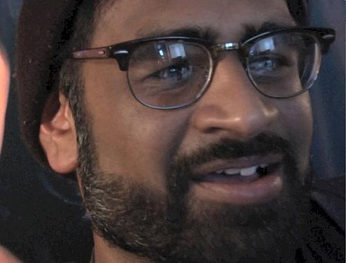 Screenwriter Imthiyaz Hameed