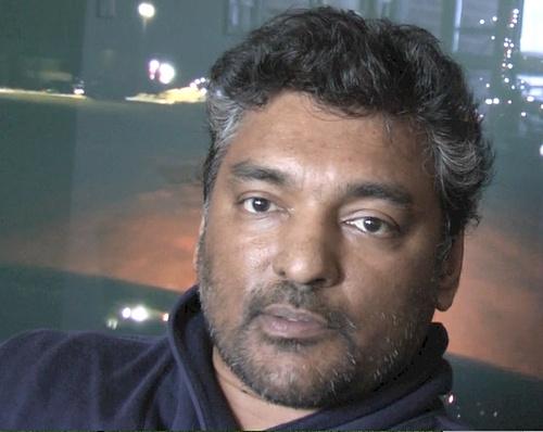 Director Sugith Varughese