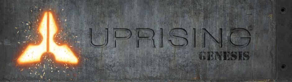 Uprising Genesis Cover Image