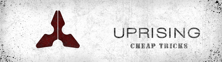 Uprising Cheap Tricks Cover Image