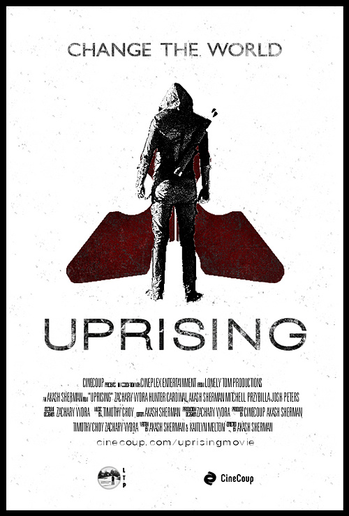 Unofficial Uprising Poster