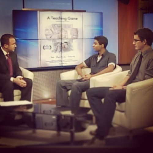 Interview on CTV!