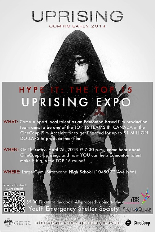 Hype it: The Top 15 UPRISING EXPO