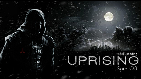 Uprising's cover image