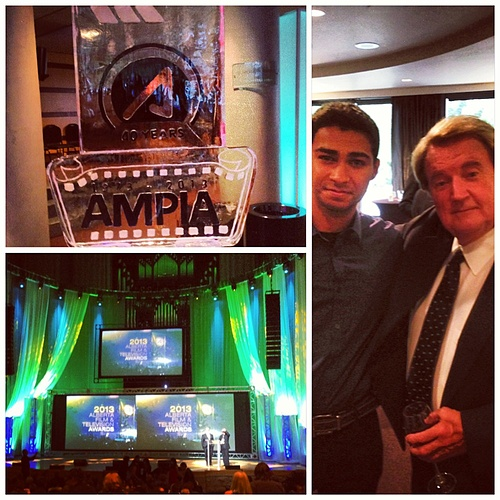 2013 AMPIA Awards and Dave Thomas!
