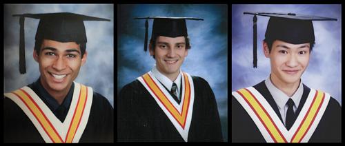 Grad Class of 2012!
