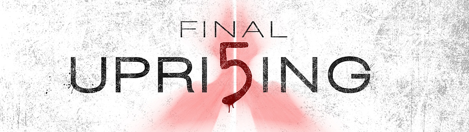Uprising Final 5 Cover Image