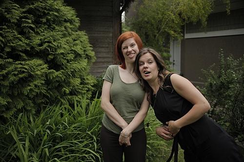 Sisterly Love - Brianne & Alisha