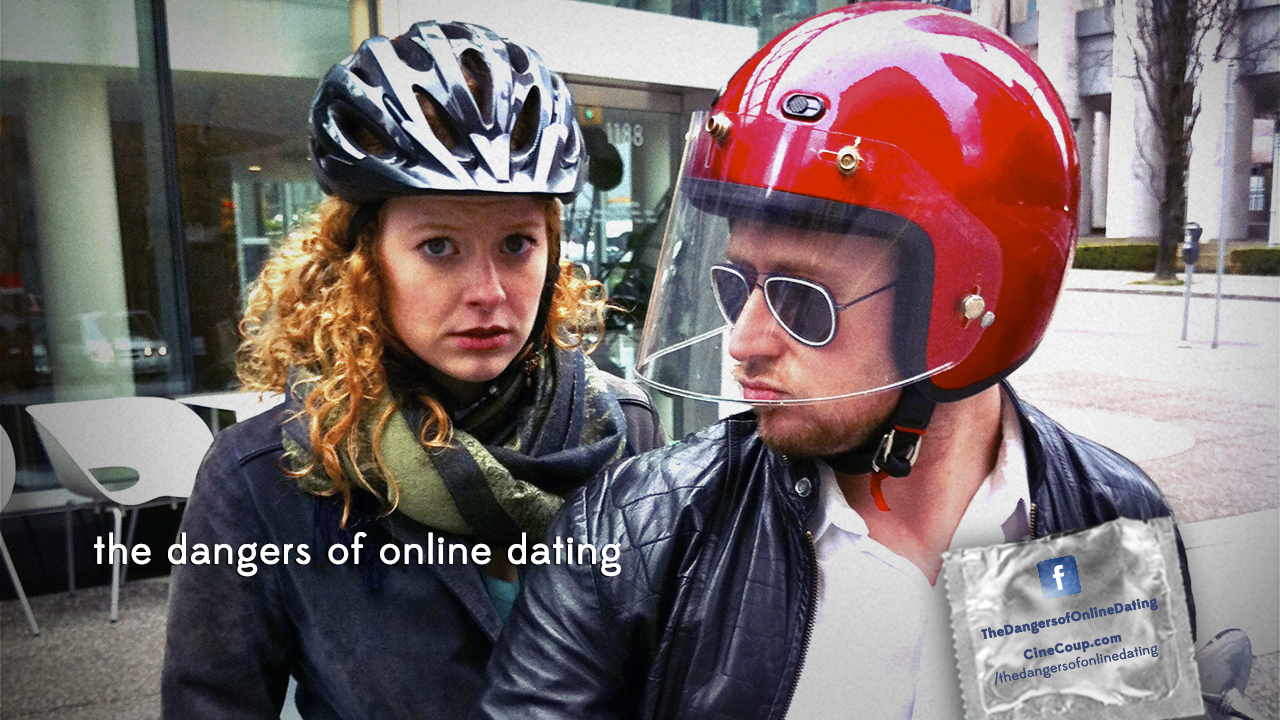 What are the dangers in online dating
