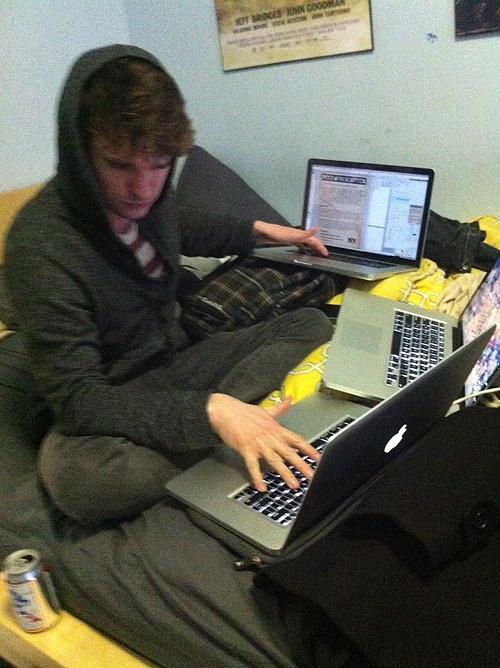 Dan's editing process