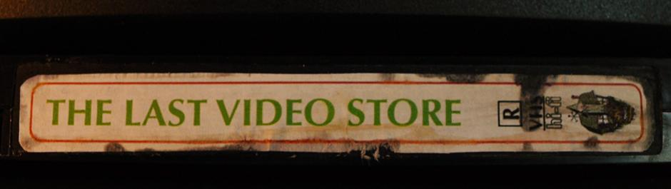 The Last Video Store The Pitch Cover Image