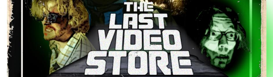 The Last Video Store Off The Wall Cover Image