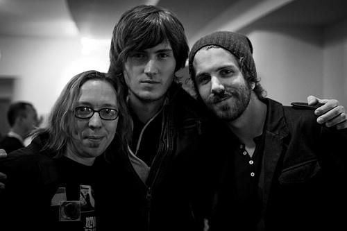 Kev, Cody and Matt