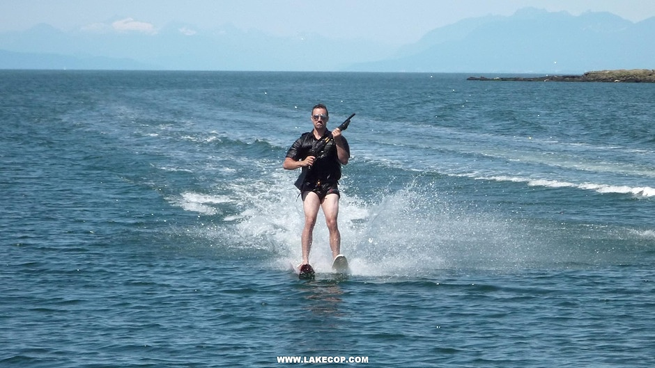 Lake Cop: Ripple Effect