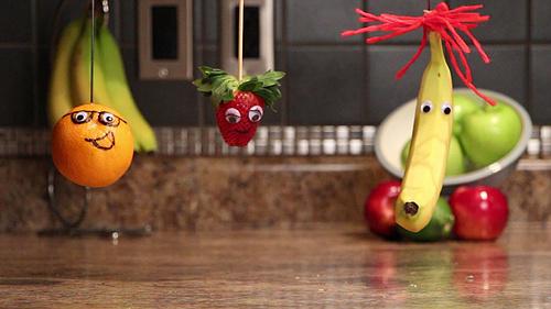 Fruit - berry interesting!