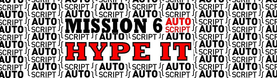 AutoScript Hype it! Cover Image