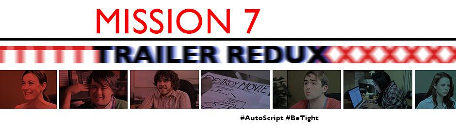 AutoScript Trailer Redux Cover Image