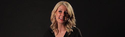 Emma Sutherland, Associate Producer/Actor