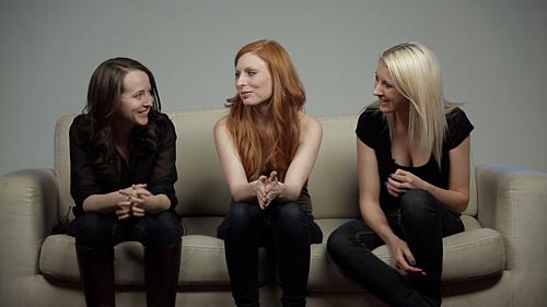 Discussing film inspirations
