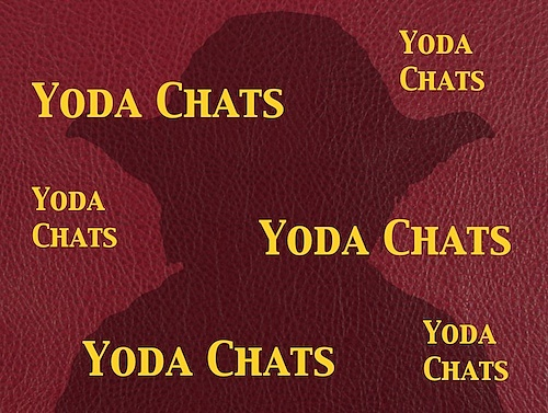 Introducing... Yoda Chats