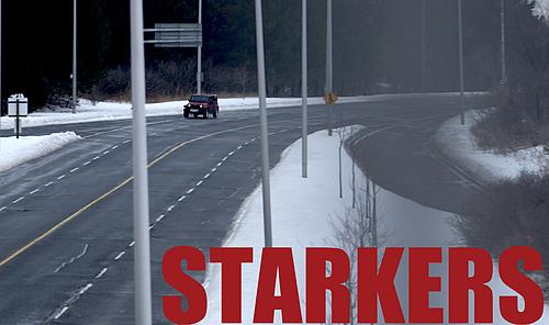 Starkers: The Journey Begins