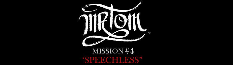 Mr. Tom Speechless Cover Image