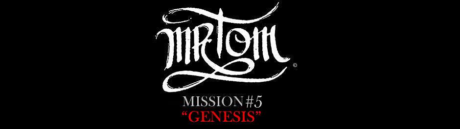Mr. Tom Genesis Cover Image