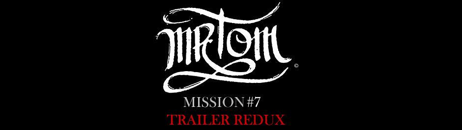 Mr. Tom Trailer Redux Cover Image