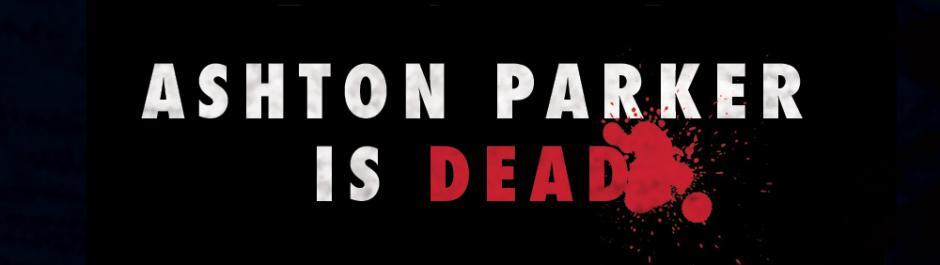Ashton Parker is Dead Speechless Cover Image