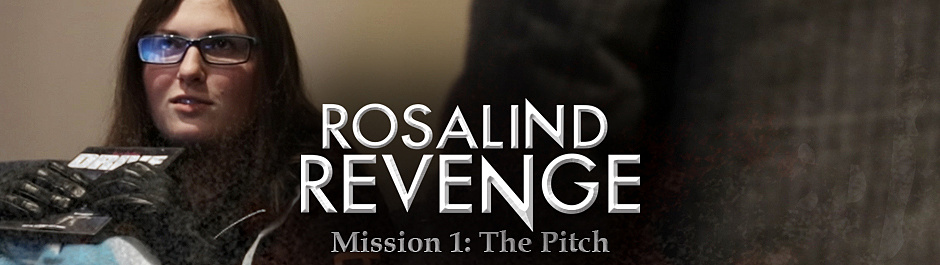Rosalind Revenge The Pitch Cover Image