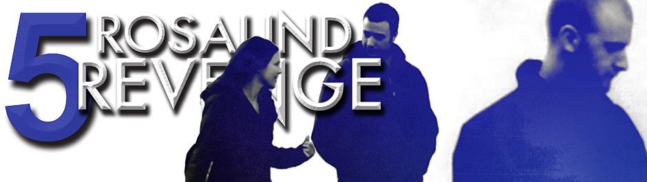 Rosalind Revenge Genesis Cover Image