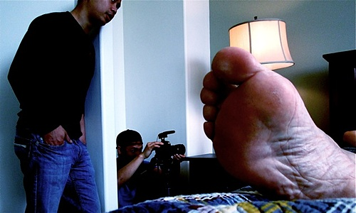 Foot Frame