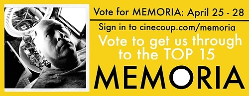 Memoria Fundraiser and Voting Party