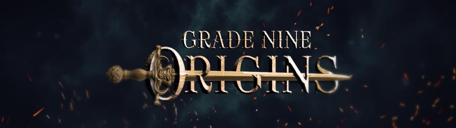 Grade Nine Genesis Cover Image