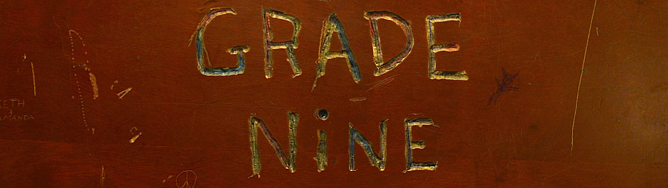 Grade Nine Final 5 Cover Image