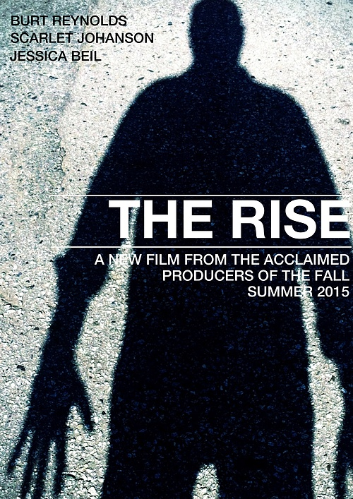 The Rise - Rejected Poster 1
