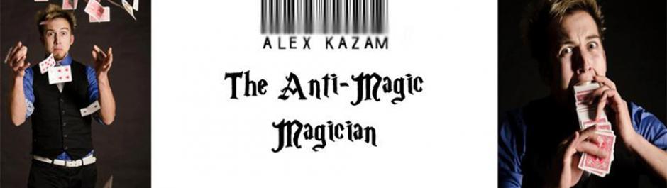 Kazam  Hype it! Cover Image