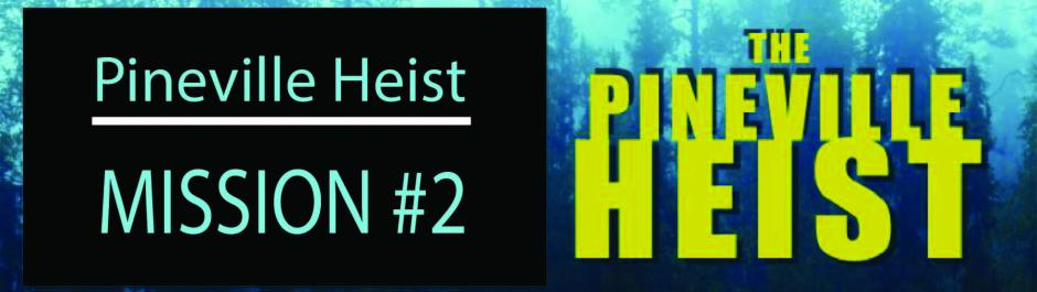 The Pineville Heist Cheap Tricks Cover Image