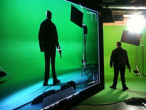Making a CG trailer