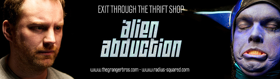 Alien Abduction Off The Wall Cover Image