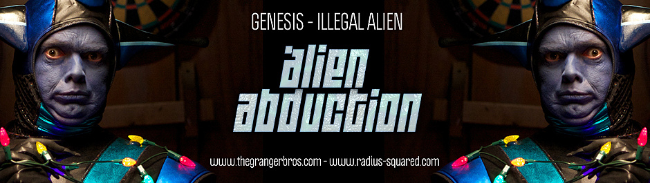 Alien Abduction Genesis Cover Image