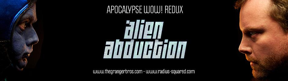 Alien Abduction Trailer Redux Cover Image