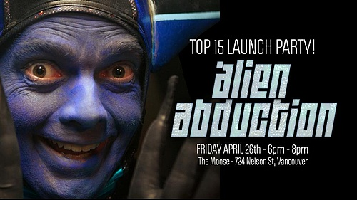 HOPE TO SEE YOU AT OUR TOP 15 LAUNCH PARTY!