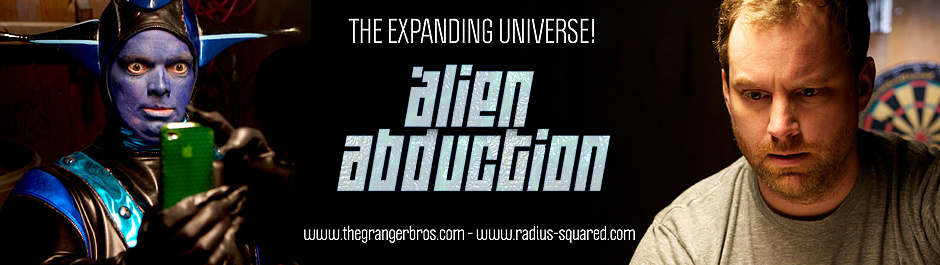 Alien Abduction Spin Off Cover Image