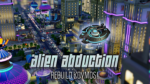 Rebuild Koymos! World Building Platform Game