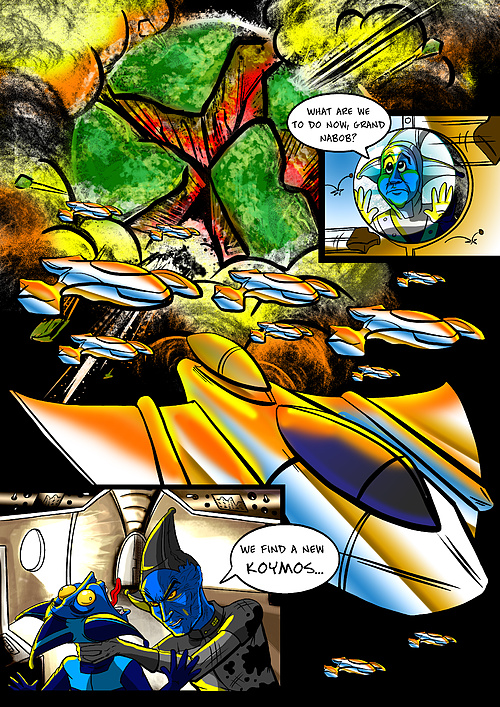 Alien Abduction: Big Empty Universe!